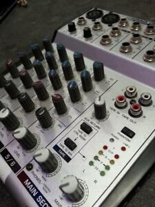 Behringer UB802 Eurotrack Mixer. We Sell Used Mixers. (#49236)