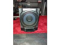 Sony subwoofer ss-WG596 good condition