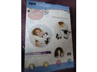 "Spa Massage Relaxing Therapy Neck Massager ""Cow"","