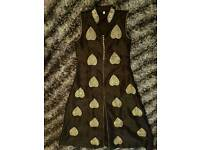 Brand new black dress size 36