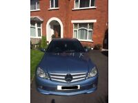 Mercedes C Class immaculate condition