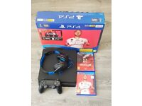 No offers - PS4 Slim 500GB Excellent Condition Boxed 14 Days Warranty