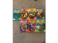 Beast Quest set of Books x 7
