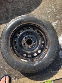 15 inch steel wheel
