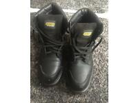 Steel toe cap boots size 15 (uk) £10 ono