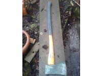 Felling axe