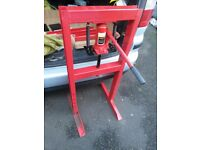 6 Ton/6000KG Hydraulic Workshop Garage Shop Press Floor Standing Heavy Duty
