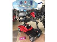 Care Co Eclipse Car Boot / Pavement 4mph Mobility Scooter - New Batteries