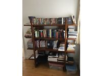 Solid Wood Display/Bookcase