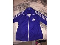 Adidas zip jumper