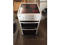 BEKO DVC563 Ceramic Plate Electric Cooker (Fully Working & 4 Month Warranty)