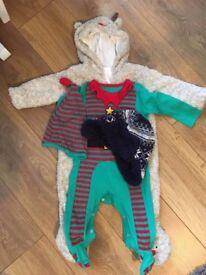 baby boy 6-9 Christmas/winter clothes