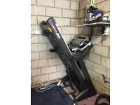 Sole f80 treadmill hardly used