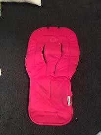 Bugaboo liner pink