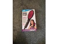 Brand new hairdryer/brush straightener