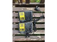 DeWalt 18v Battery Charger - New
