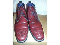 Men's Next Italia Signature Leather shoes size 11.5 - hardly worn