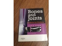 Bones and Joints: A guide for students. 6th Edition.