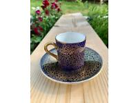 Vintage Soho Pottery Coffee Cup