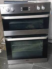 Beko built in Double oven
