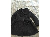 Maternity coat size 10