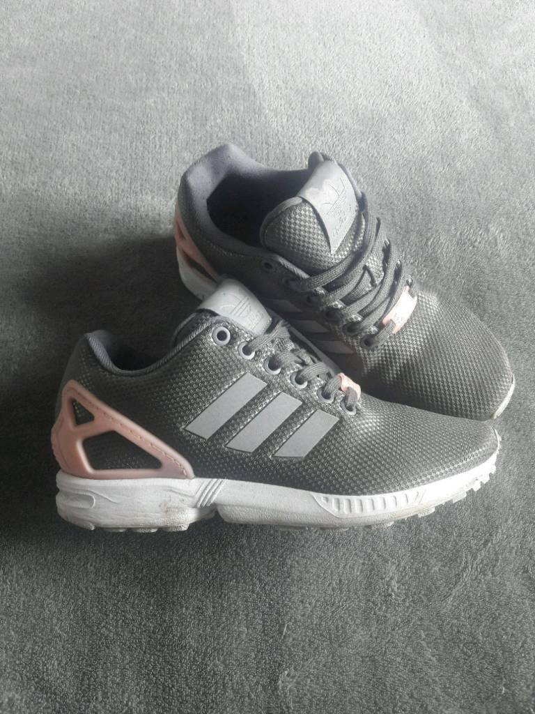 womens adidas trainers size 4