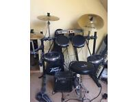 Alesis DM5 Pro Electronic Drum Kit W/ Surge Cymbals (Discontinued)
