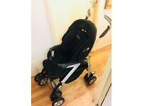 Silver cross buggy pushchair easy fold