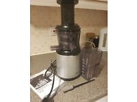 Slow juicer SILVERCREST excellent condition
