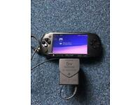 Psp street with 32gb mem card + games including all the yugioh tag force games 2-5 ONO