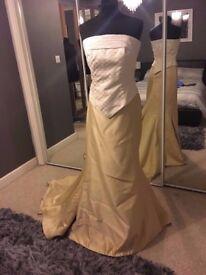 Brand New Wedding Dress (Ex Stock) Size 14