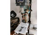 Bench drill press
