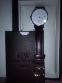 Ladies Daniel Wellington Classy St Mawes 34 mm watch