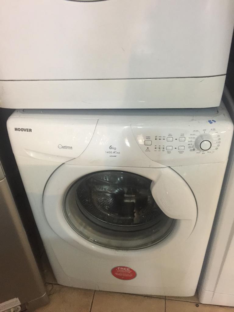 17. Hoover washing machine
