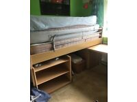 IKEA cabin bed