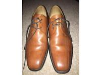 Loake full leather shoes size 8