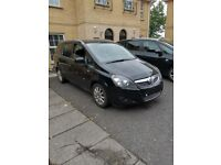 Vauxhall, ZAFIRA, MPV, 2010, Manual, 1796 (cc), 5 doors