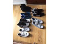 Size 3 and 4 boys shoes