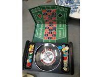 Roulette - mini travel fold up