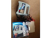 Maypole 4 CHARGER 12V BATTERY SUITABLE OR CARS AND VANS WITH PETROL ENGINES MP 7414