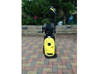 KARCHER HD 6/13 C COMMERCIAL PRESSURE WASHER WITH HOSE REEL CAR JET TRUCK WASH