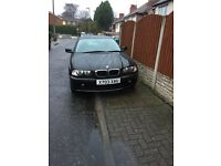 Bmw 318 coupe CHEAP LOW MILAGE
