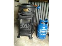 Calor gas fire