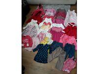 Girls clothes 12-24 months