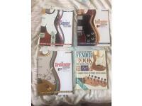 Fender history books