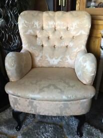 BEAUTIFUL CHAIR.SENSIBLE OFFERS CONSIDERED.