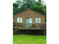 1 Bedroomed Detached Log Cabin in Dalchalm, Brora