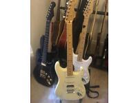 "Fender American ""shawbucker pro"" series strat telecaster"