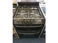 CANNON 60CM ALL GAS COOKER IN BROWN WITB LID