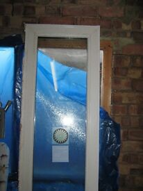 Front door side panel fully glazed - FREE